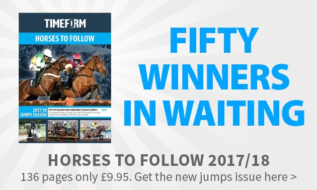 Horses To Follow 2017/18 Timeform