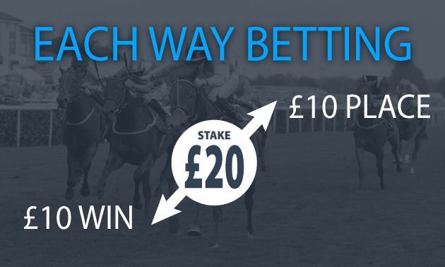 Each way betting strategy 7 card stud betting rules of 21