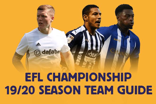 EFL Championship 2019/20 – Team Guide – Infogol | Previews