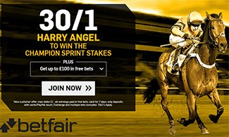 betfair horse racing free bet