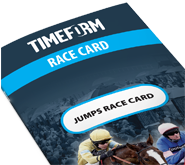 Timeform PDF Race Card Downloads