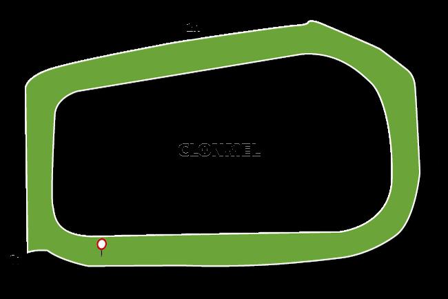 Clonmel map