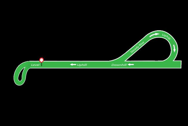 Hamilton Park map
