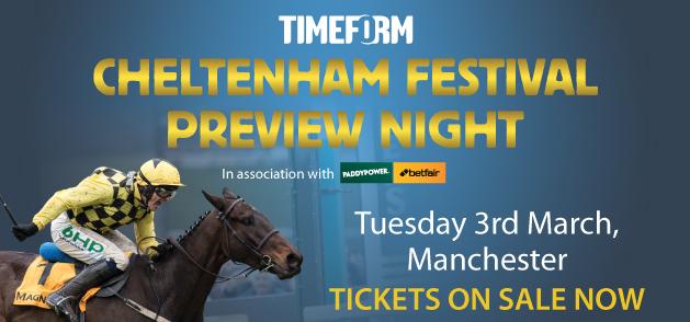 Timeform Cheltenham Festival Preview Night